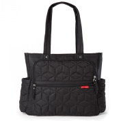 Skip Hop Forma Pack and Go Nappy Tote-Black
