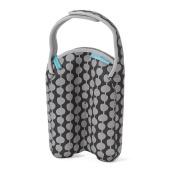 Infantino 'Tote It' Neoprene Bottle Holder - Black/Grey