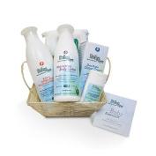 BabySpa Stage 1 Baby Essential Starter Kit Fresh Baby Scent for Newborns Through Crawlers