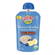 Earth's Best Wholesome Breakfast Blueberry Banana - 120ml