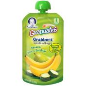 Gerber Graduates Grabbers Banana Pear Zucchini