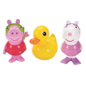 Peppa Pig Bath Squirters - Peppa, Suzy Sheep and Ducky