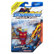 Beyblade Shogun Steel BeyWarriors BW-01 Samurai Ifrit Battler
