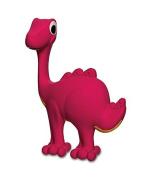 NUK Soothasaurus Teething Toy - Pink