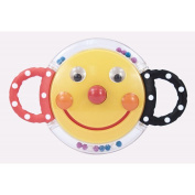 Sassy Smiley Face Rattle