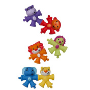 Infantino Snap & Pop Pals