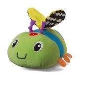 Infantino Musical Mover & Shaker Ladybug - Pink and Orange