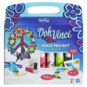Play-Doh DohVinci Peace Project Design Kit