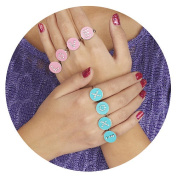 Totally Me! Victoria Justice Decorate Your Own Sassy Message Rings