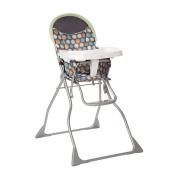 Cosco Slim Fold High Chair - Ikat Dots