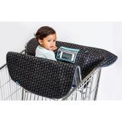Infantino Slim Neoprene Shopping Cart Cover - Pebbles