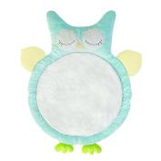 Lolli Living Play Mat - Aqua Owl