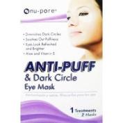 Nu-pore Anti-puff & Dark Circle Eye Treatment Mask