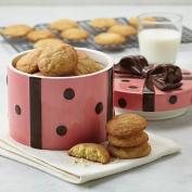 Cake Boss Serveware Stoneware Cookie Jar - Pink Gift