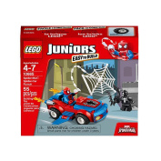 LEGO Juniors Spider Man's Spider Car Pursuit