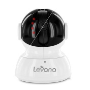 LEVANA Astra Invisible LED Pan/Tilt/Zoom Additional Camera & Talk-to-Baby Intercom