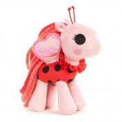 Lalaloopsy Ponies Plush - Lady B