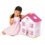 Hello Kitty Wooden Dollshouse