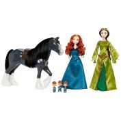 Disney Brave - Merida's Family Gift Set