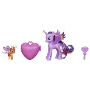 My Little Pony Twilight Sparkle and Sunset Breezie Figures
