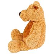 Toys R Us Plush 43cm  Sitting Bear - Tan