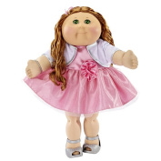 FAO Exclusive Cabbage Patch Doll 30th Anniversary 50cm  Collector Kid - Girl, Red Hair, Green Eyes