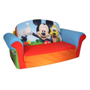 MICKEY MOUSE CLUBHOUSE FLIP OPEN SOFA