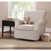 Dorel Home Furnishings Kelcie Swivel Glider Chair Multiple Colours