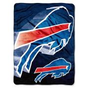 NFL 150cm  x 200cm  Micro Raschel Throw - Buffalo Bills - by Northwest
