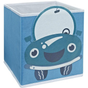 Ameriwood Character Bins - Blue Car
