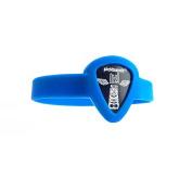 Pickbandz Wristband Silicone Pick Holder - American Blue