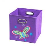 Modern Littles Folding Storage Bin