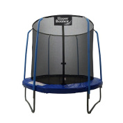 2.4m Trampoline with Top Ring Enclosure System Equipped with Easy Assemble Feature
