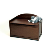 Lipper International Toy Chest - Walnut