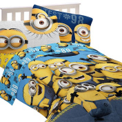 "Despicable Me Minions ""Mishap"" Full Comforter Set"