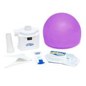Wubble Bubble Ball with Pump - Purple