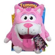 Tummy Stuffer - Pink Cat