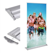 80cm X 200cm Portable and Aluminium Base/Stand for Pictures/Banners