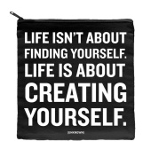 Creating Yourself Quotable Pouch