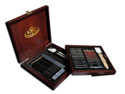 Royal & Langnickel Premier Sketch Pencil Art Set, 51-Piece