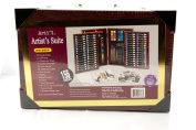 Art 101 Artist's Suite - 156 pc. Painting and Drawing Set
