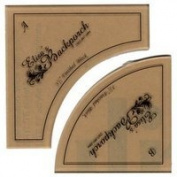 Elisa's Backporch 8.9cm Small Paths Template