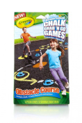 . Obstacle Course Chalk Grab and Go Games