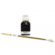 Walnut Drawing Ink 80ml And Stick Set