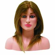 Hairart 30cm Hair Female Competition Mannequin Head
