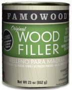 FAMOWOOD Original Wood Filler Pint - Maple - Net Wt 680ml