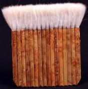 12cm Hake Blender Brush for Watercolour, Wash, Ceramic & Pottery Painting
