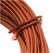 Aluminium Craft Wire 18 Gauge 12m COPPER
