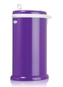 Ubbi Steel Nappy Pail, Purple