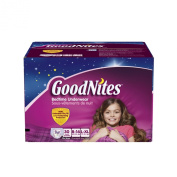 Huggies GoodNites Youth Pants for Girls, L\XL, 30 Count